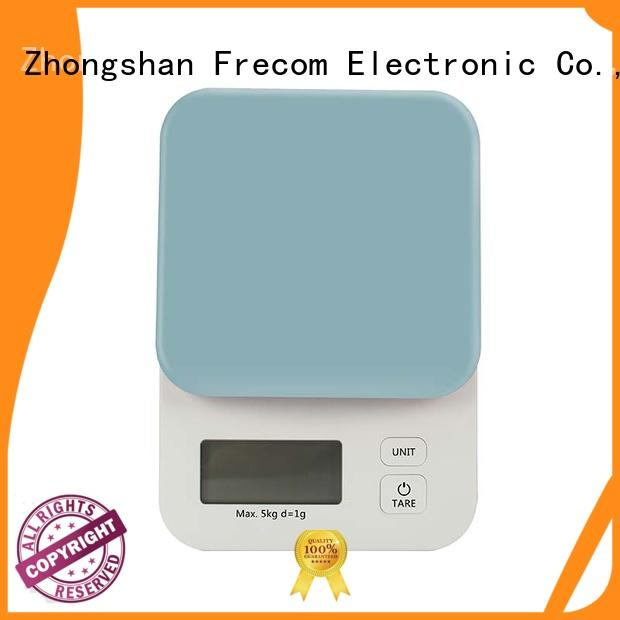 weighing custom digital kitchen scale multifunctional for kitchen Frecom