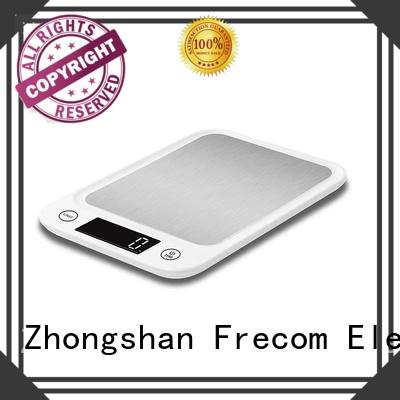 glass best digital kitchen scale series for kitchen Frecom