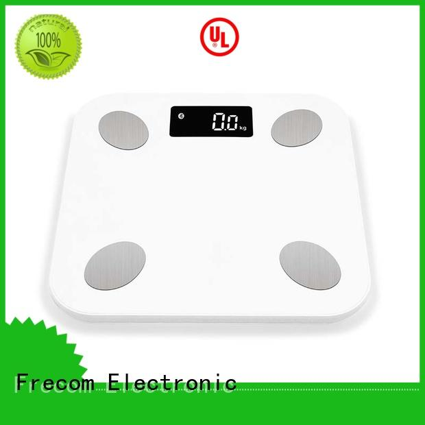 Frecom accuracy bluetooth weight scale scale with smartphone app