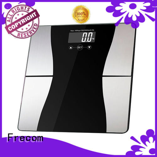 Frecom durable bathroom scale body fat manufacturer for home