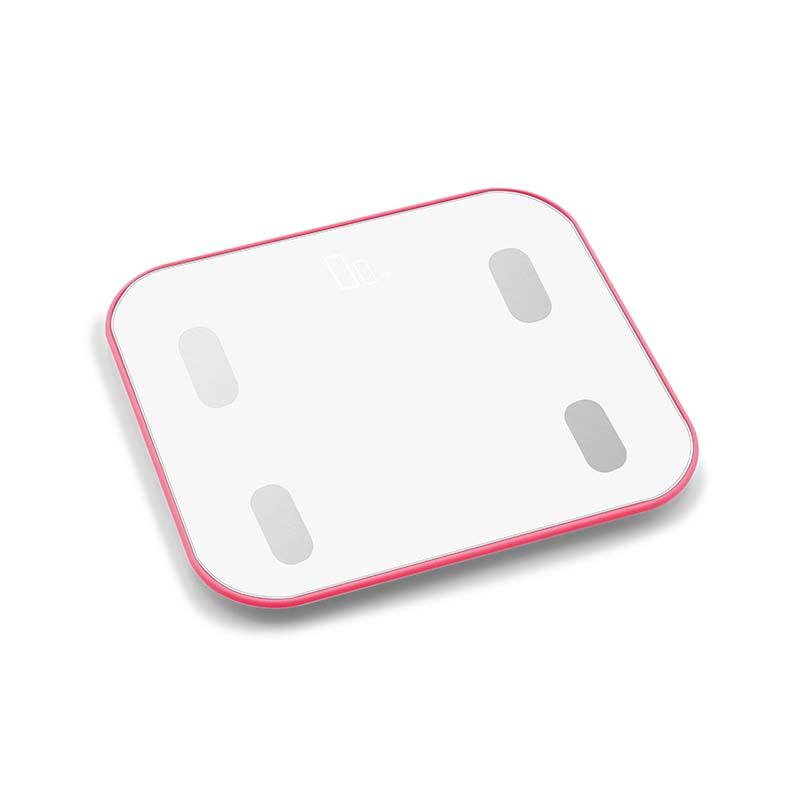 smart 180kg body fat etection heart health composition weighing scale