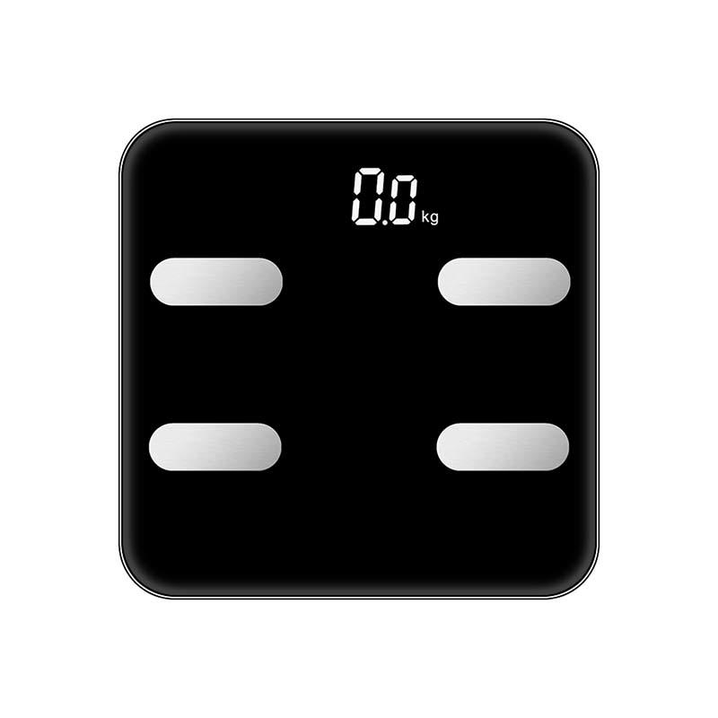 180KG/396LBS Bluetooth Wireless Connection App Smart Weighing Bathroom Scale