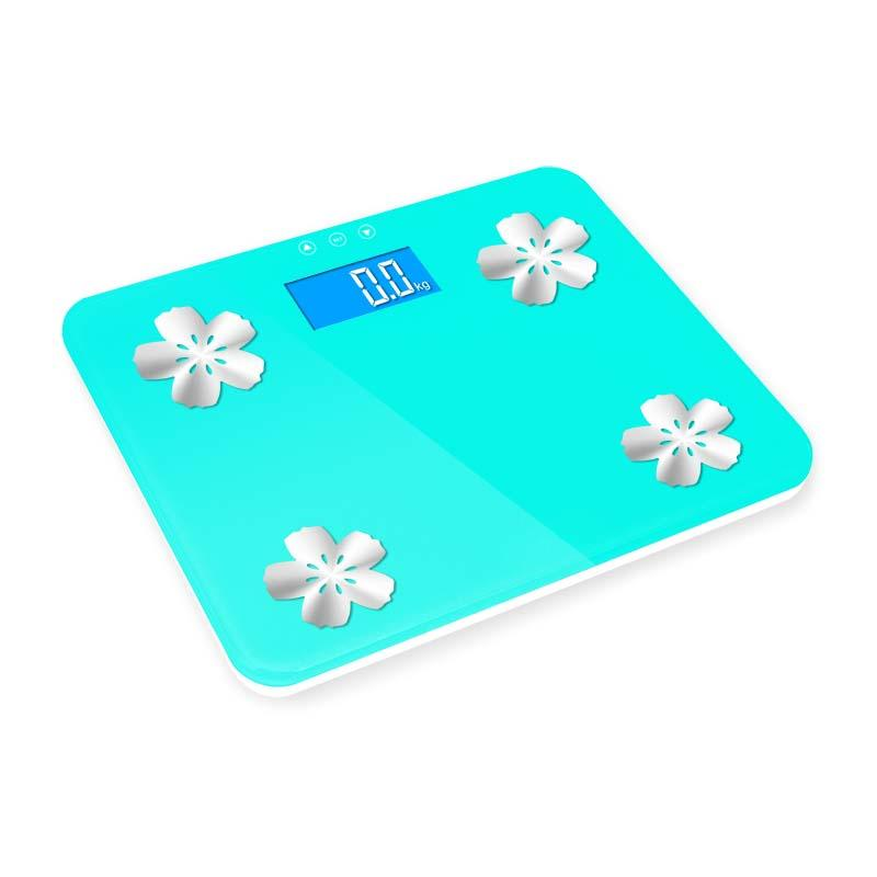Digital weight tracking health body composition in body fat analyzer