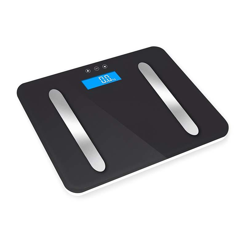 glass tracking body body fat scale Frecom