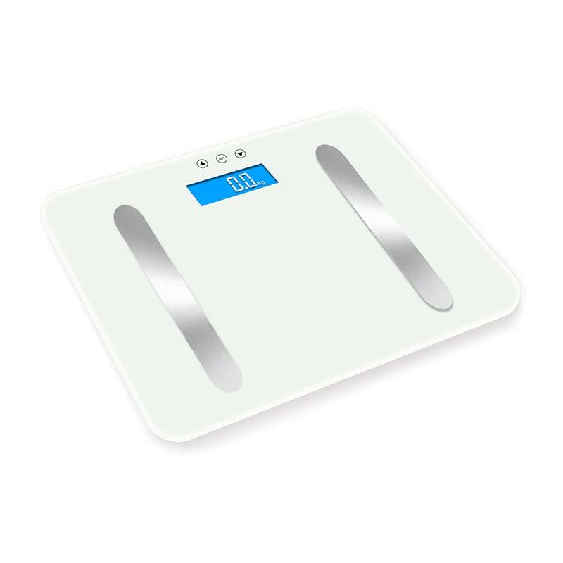 glass human scale Frecom Brand body fat scale