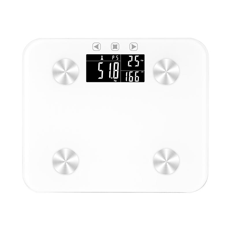 Loss fat bmi calculator human body analyzer machine weight scale