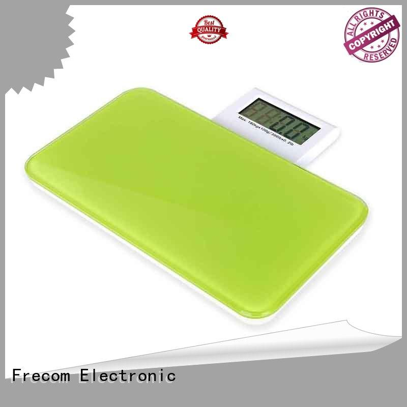 Frecom Brand fitness balance custom bathroom weighing scale