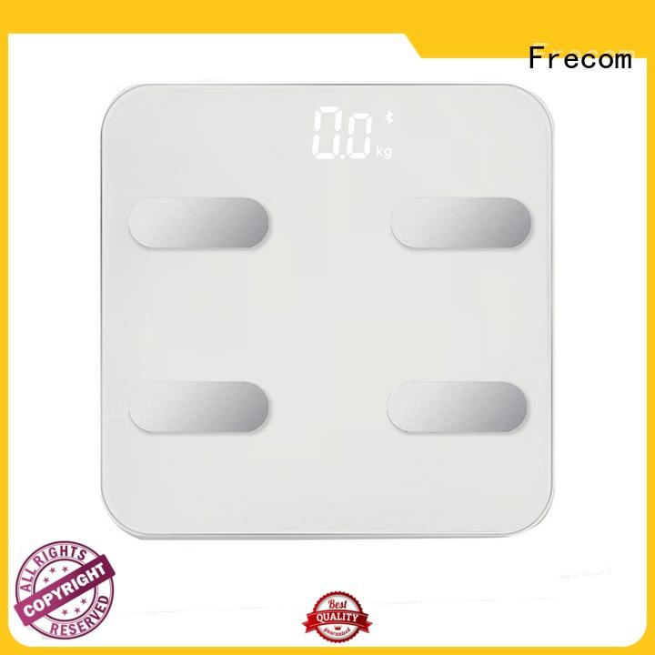 iso bluetooth body scale series for indoor Frecom
