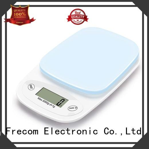 multifunctional digital food scale steel frecom Frecom Brand