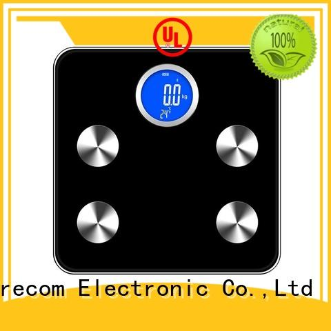 Frecom high quality best bluetooth weight scale online for room