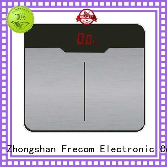 electronic bathroom scales weighing for indoor Frecom