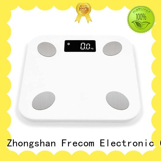 Frecom accuracy bluetooth scale body fat manufacturer for gift