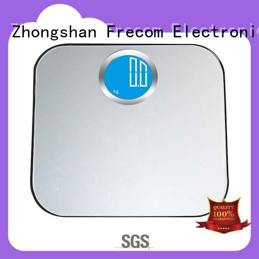 Frecom smart bathroom weighing machine supplier for fancy