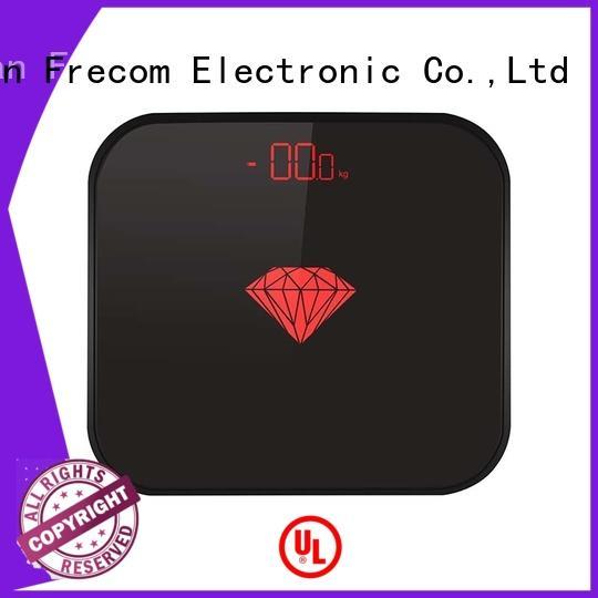 Frecom digital smart bathroom scales sales for indoor
