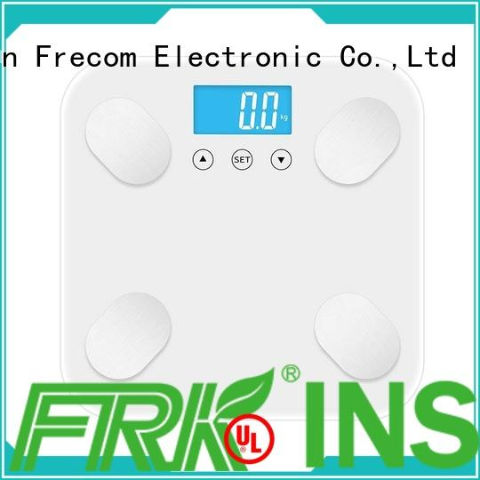health composition content tracking Frecom Brand body fat scale supplier