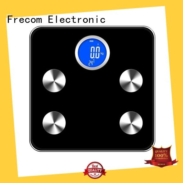 Frecom electronic bluetooth body scale bluetooth for home